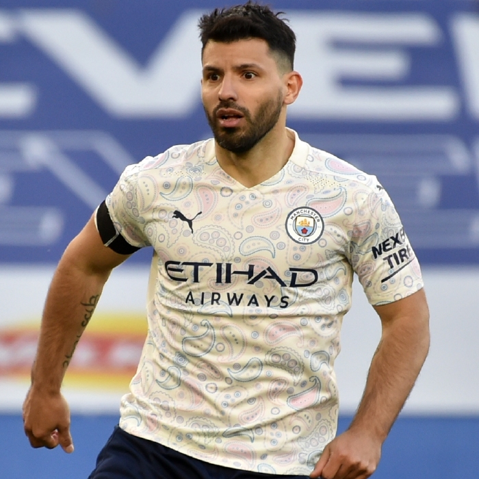 Sergio Aguero may stay in the Premier League as he targets a move up the goalscoring charts