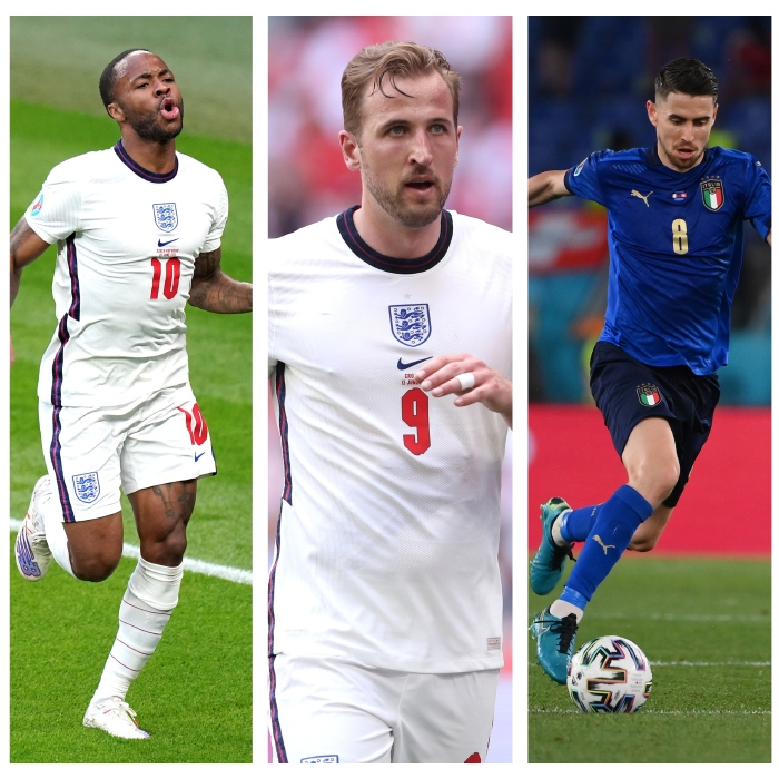 the race for the player of the tournament
