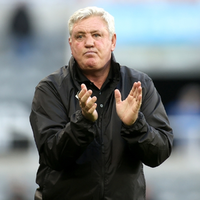 Steve Bruce is third favourite to be the first Premier League managerial casualty of 2021/22