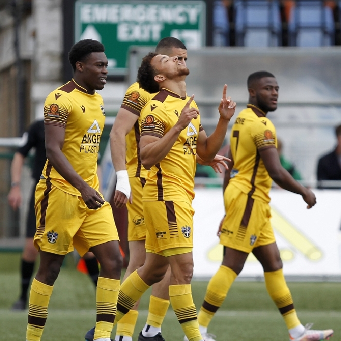 Sutton United gained promotion to League One after winning the National League