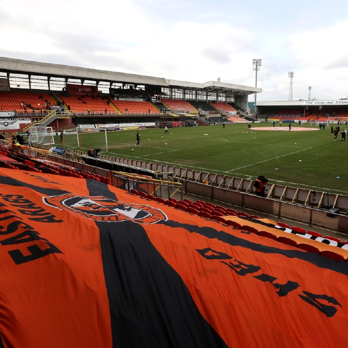 Tannadice, the home of Scottish Premier League side Dundee United