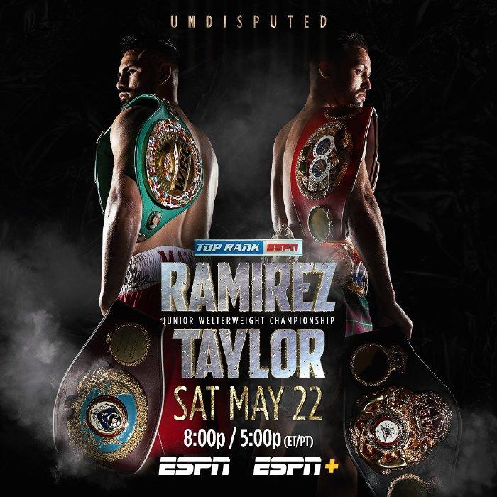 Jose Ramirez vs Josh Taylor: Press Conference LIVE