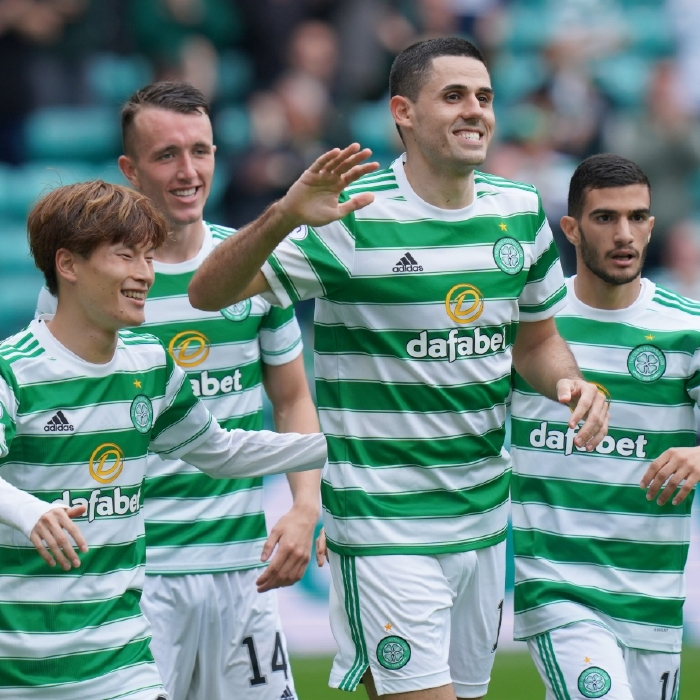 Celtic will be looking to build on their 6-0 demolition of Dundee