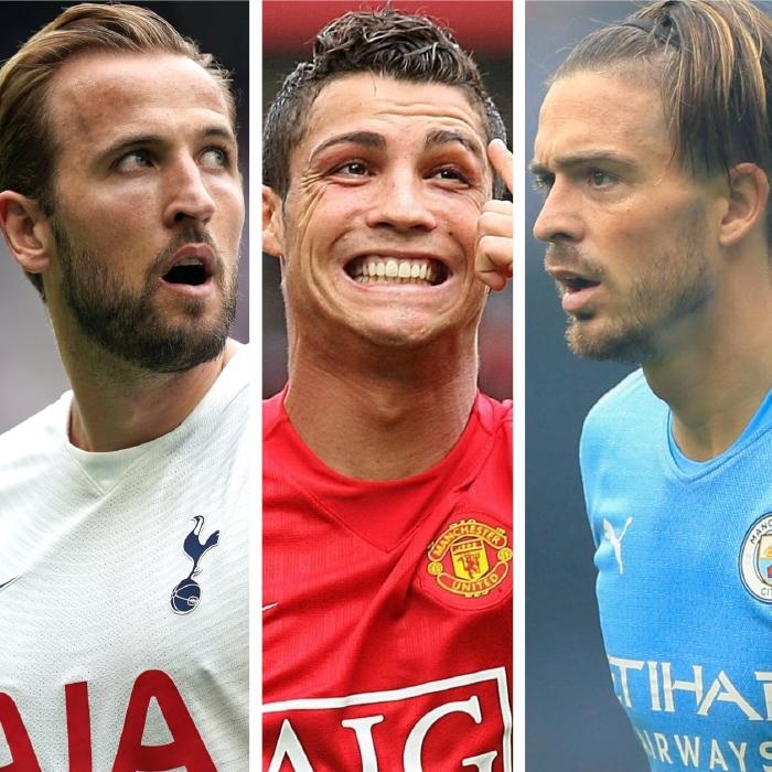 Cristiano Ronaldo, Harry Kane and Jack Grealish all hit the headlines during the transfer window
