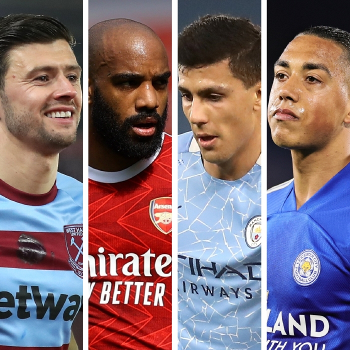 Aaron Creswell, Alexandre Lacazette, Rodri and Youri Tielemans are our unsung heroes for 2020/21