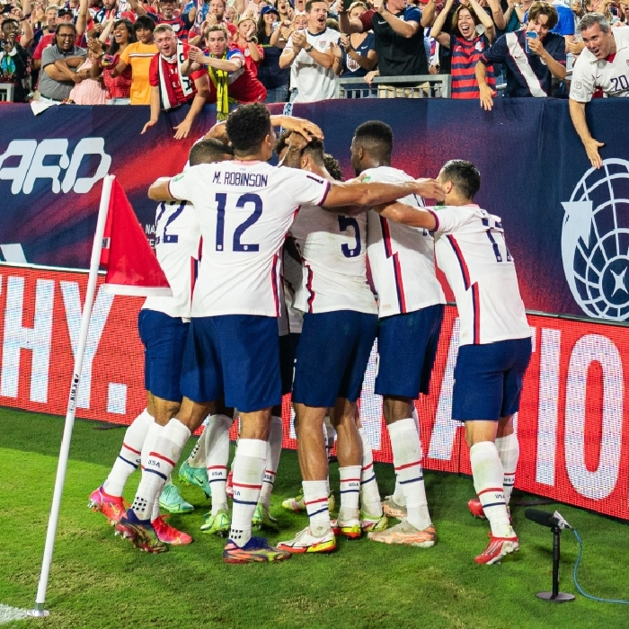 USA have made a stuttering start to their World Cup qualifying campaign