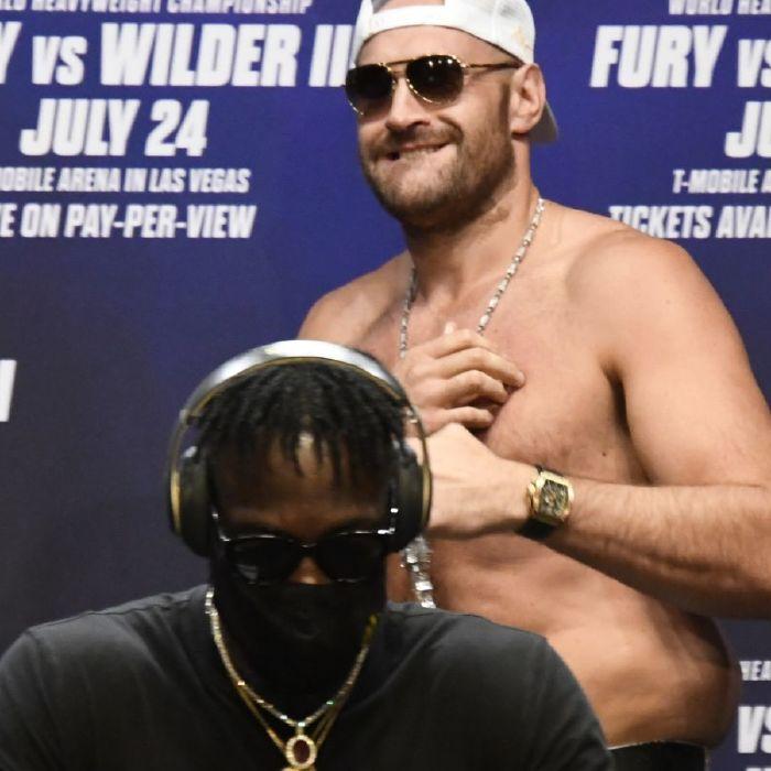 Fury v Wilder 3 postponed