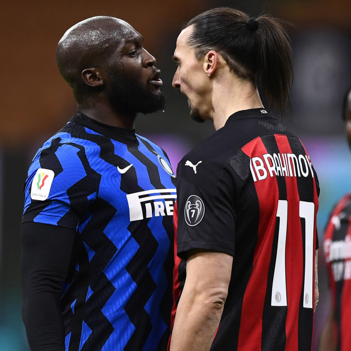 AC Milan will go head-to-head with Inter again