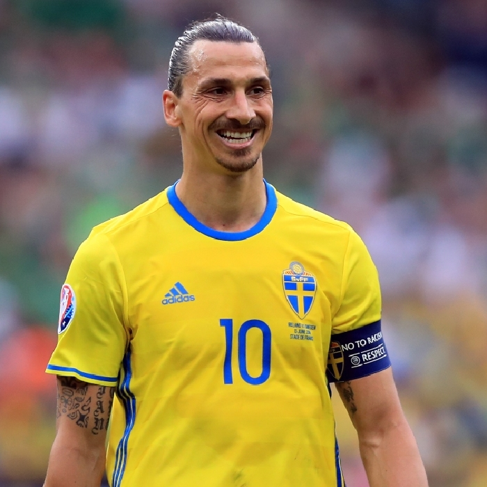 Zlatan Ibrahimovic is in contention for a recall against Manchester United on Thursday evening